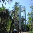 photo of: Santa Ana National Wildlife Refuge Treetop Observation Tower