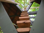 photo of: Floating Forest Deck